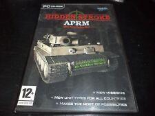 Hidden Stroke africains Add on for SUDDEN STRIKE II 2 PC Game
