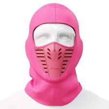 Women Balaclava Full Face Mask Motorcycle Windproof Outdoor (fit most of adult)
