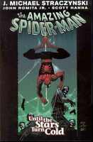 Amazing Spider-Man Vol 3 Until the Stars Turn Cold by Straczynski JR JR 2006 TPB