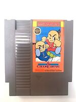 Kung-Fu Heroes NINTENDO NES Original Game TESTED Working AUTHENTIC!