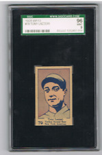 1928 W513 TONY LAZZERI *SGC 96 (9)* HOF YANKEES *.846 OPS *5X WORLD SERIES CHAMP