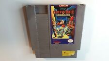Disney's Chip 'N Dale: Rescue Rangers Nintendo NES AUTHENTIC OEM TESTED & WORKS