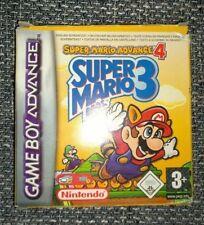 Super Mario Advance 4 - Super Mario Bros. 3 (Nintendo Game Boy Advance) in OVP