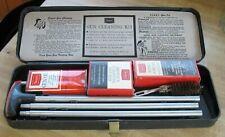 Vintage Sears Gun Cleaning Kit 12-16 Guage 6 20221 Nice