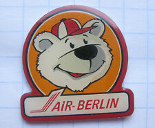 AIR BERLIN ....................... Airlines-Pin (142e)