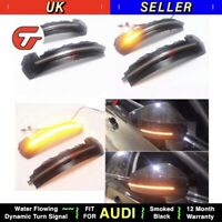 Sweeping Dynamic LED Wing Door Mirror Indicator Light for Audi A3 8V RS3 etc