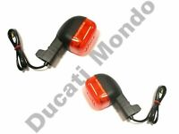 New pair of indicators Cagiva Ducati turn signal blinker winker front or rear