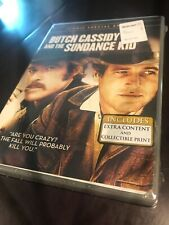 Butch Cassidy and the Sundance Kid Dvd Sealed