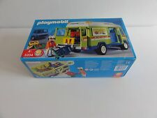 playmobil 3204 setnr. supermercado/σουπερμάρκετ/supermarché/car/truck/lkw