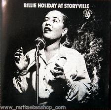 CD / BILLIE HOLIDAY / AT STORYVILLE / TOP / 1988 /