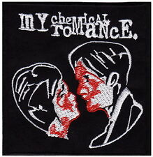 My Chemical Romance Punk Emo Embroidery Iron on Patches