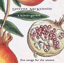 Loreena McKennitt / A Winter Garden: Five Songs for the Season (EP LIKE NW CD)