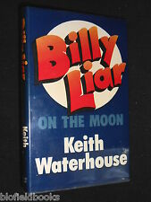 KEITH WATERHOUSE: Billy Liar on the Moon - 1975-1st Edition - British Fiction HB