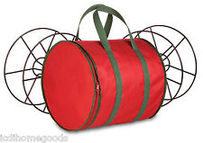 Holiday Light String Storage Reels and Bag