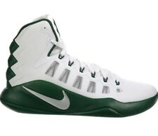 New Nike Zoom Hyperdunk High Top Men Shoes Sneakers Size 17 White Green EUR 51.5