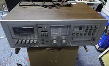 New listing D2c Vintage Soundesign Tx-0868 Stereo Cassette with 8 Track Player Record Deck