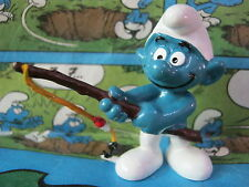 Fischer Pitufo pose multicolor Bully los pitufos Smurfs Puffi pitufos Schtroumpfs