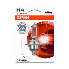 1x Genuine Osram Original H4 (472) 60/55w 12v Bulb [64193-01B]