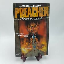 PREACHER ~ Gone To Texas ~ Vertigo DC Comic ~ Garth Ennis Steve Dillon