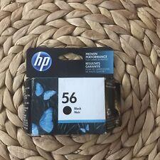 HP 56 Ink Cartridge - Black - HP Deskjet/HP Photosmart ***Expired: 04/2019***