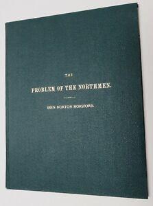 The Problem of The Northmen Eben Norton Horsford 1890