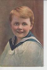 """AK M. Wulf: """"Ein deutscher Junge"""", 1919"""