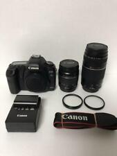 CANON EOS 5D Mark II Camera Lens Set EF 28-80 75-300 mm Excellent++ Used