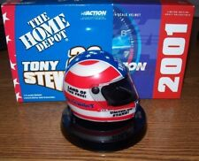 TONY STEWART #20 STARS & STRIPES 2001 ACTION 1/4 MINI HELMET 2000/2004 MADE