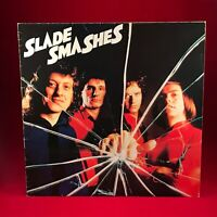 SLADE Slade Smashes 1980 UK Vinyl LP EXCELLENT CONDITION Best Of Greatest Hits #