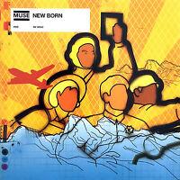 Muse Maxi CD New Born - Enhanced, CD1 - France (EX+/EX+)