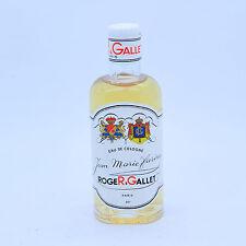 Vintage Roger & Gallet Jean Marie Farina 2 oz original eau de cologne