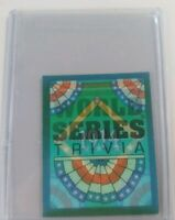 1991 Score World Series Trivia Inserts #46 Miracle Braves Boston Baseball Card