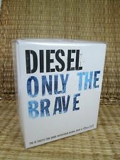 Diesel Only The Brave EDT 125ml men's Perfume Original Sealed