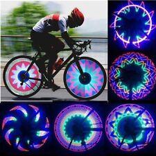 Waterproof Cycling 32 LED Lamp Bike Accessories LED Spoke Wheel Lights Bicycle