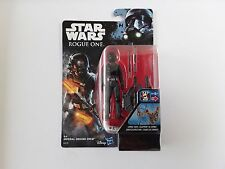 NEUF Star Wars - Rogue One (Blister) -  Imperial Ground Crew B7279 Hasbro