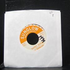 "The Sunglows - Peanuts / Happy Hippo 7"" VG+ SG-107 Vinyl 45 USA 1965"