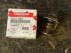 Yanmar Marine Thermostat Diesel Engine 129470-49801