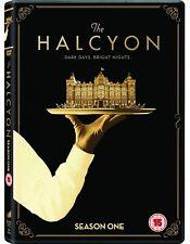 THE HALCYON 1 (2017) British ITV Time Period Drama TV Season Series - NEW DVD UK