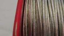 Belden 9307 100' Feet 50Ω Coax 24 AWG Silver Plated Teflon Dielectric Steel Jack