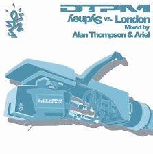 Alan Thompson & Ariel (SEALED 2xCD) Michael Gray Eric Prydz Soul Central Sabor