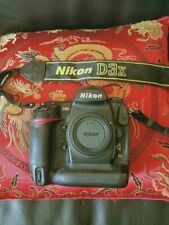 Nikon D3x D3 X Digital Camera Beautiful *Only 104875 Click* in OVP Box Complete