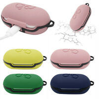 for Samsung Galaxy Buds Silicone Case Cover Earphone Pouch Dust-proof Protective