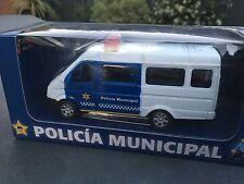 Fourgon Policia Municipal 1/43 Espagne Police Sécurité Spain