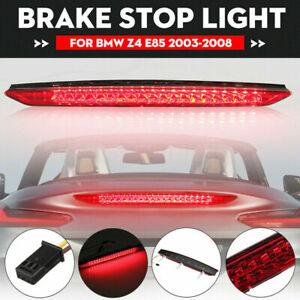 For BMW E85 Z4 Roadster 03-08 Convertible RED LED Third Rear Brake Light Lamp