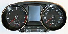 VW Polo 6C Velocímetro Speedo Reloj 1.2 TSI 6C0920940G 160 mph 8000 Rpm 2016 en