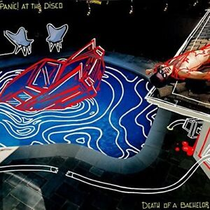 PANIC! AT THE DISCO-DEATH OF A BACHELOR CD NEUF