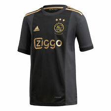 Adidas Ajax Third Sports Football Training Shirt Tee Top 2020-21 - Kids