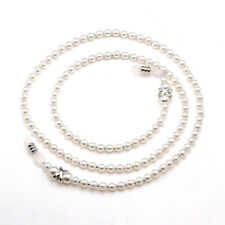 Eyeglasses Chain Strap Cord Premium Quality Beaded Glasses Necklace Holder Eyewe