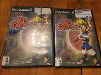 Qty 1: Jak and Daxter The Precursor Legacy Sony PlayStation 2 Game w/ Map Tested