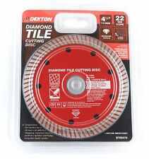 115mm Cutting Disc Diamond Blades Porcelain Stone Tile Cutter Turbo 4 1/2""